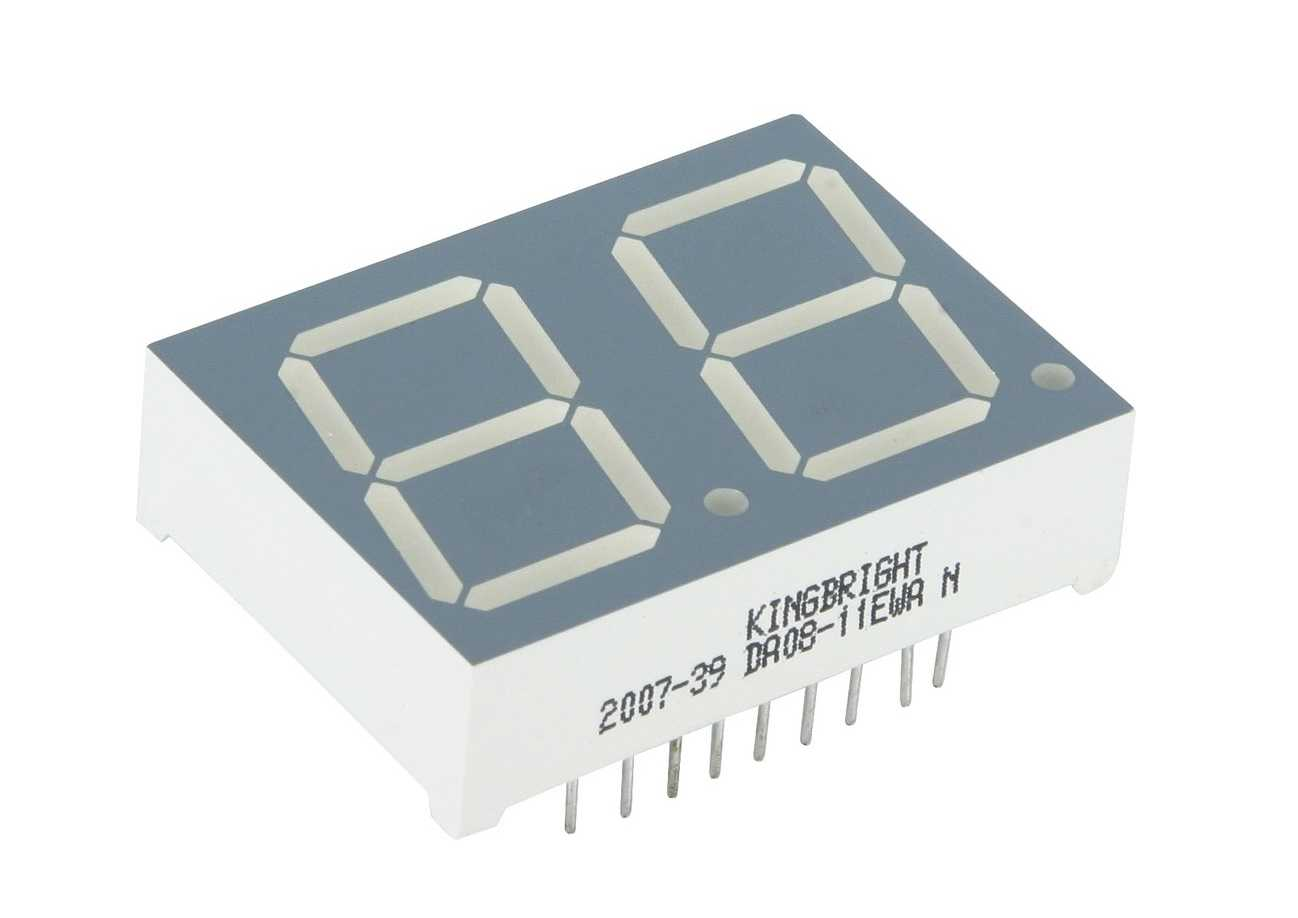 ИНДИКАТОР LED ЗЕЛЕНЫЙ DA04-11GWA KINGBRIGHT