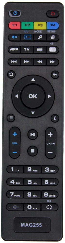 Пульт ДУ РОСТЕЛЕКОМ MAG-255 HD, IP TV