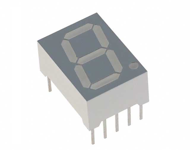 ИНДИКАТОР LED ЗЕЛЕНЫЙ SA56-11GWA KINGBRIGHT